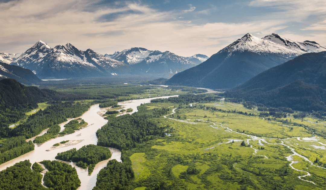 ArcGIS Storymap – Southeast Alaska Rivers at Risk