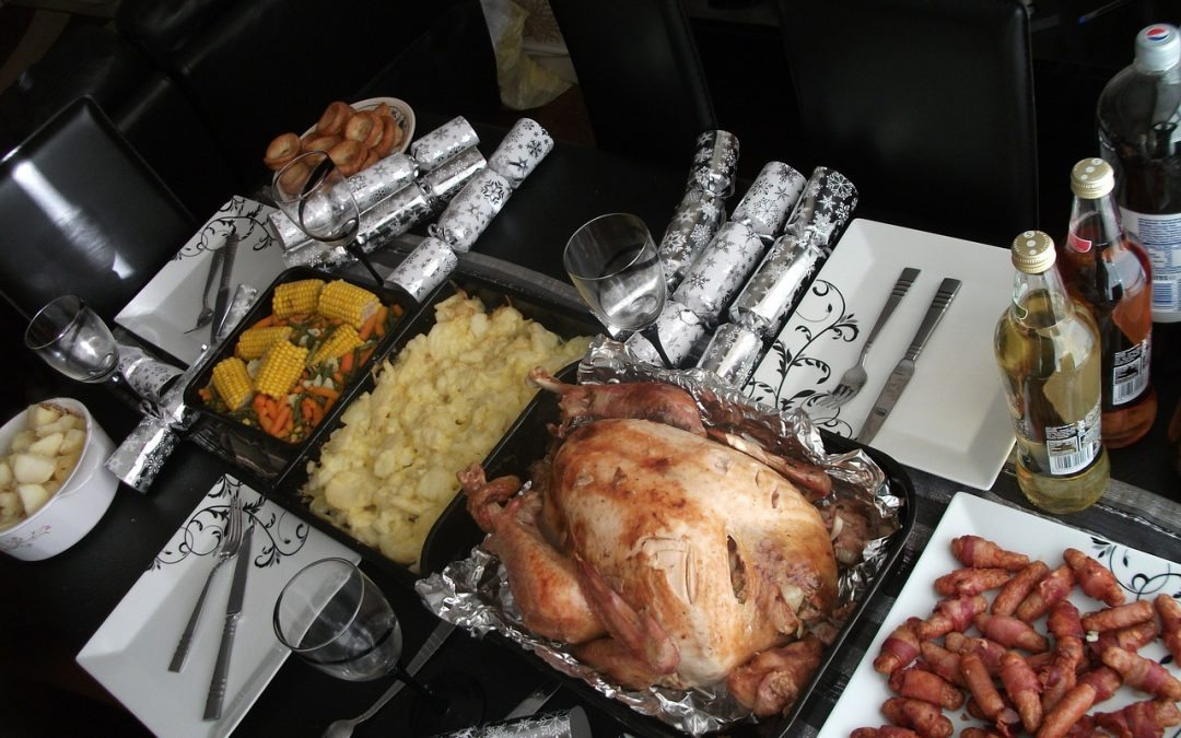 How is your ArcGIS map problem like Thanksgiving dinner?
