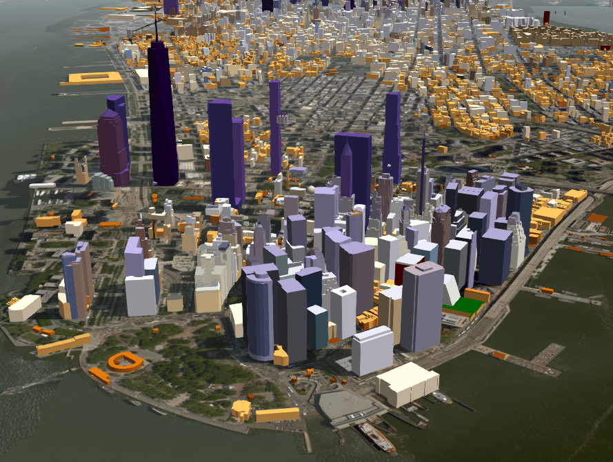 Think you've seen 3d web maps? Watch this ..