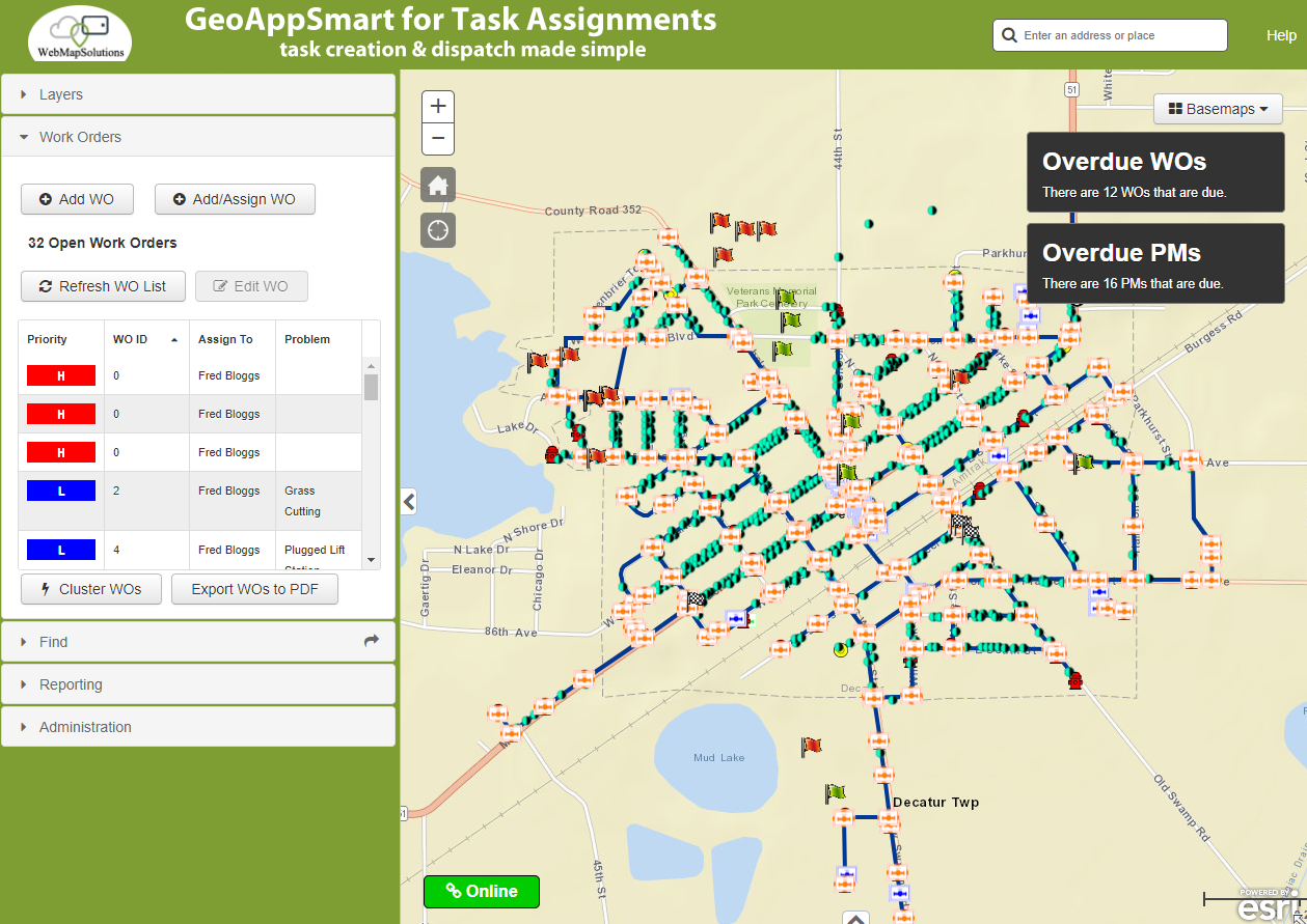 GIS for Government